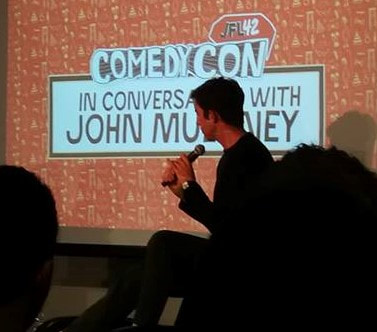 John Mulaney ComedyCon JFL42 2017